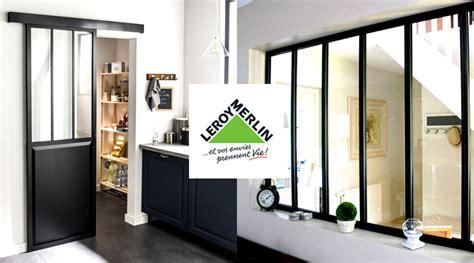 modele de cuisine lapeyre verrière intérieure leroy merlin verriere interieure fr