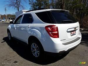 2017 Summit White Chevrolet Equinox LT #119408077 Photo #4 ...