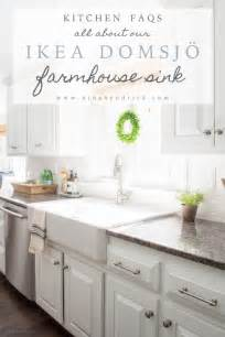 ikea farmhouse sink review domsjo nina hendrick design co