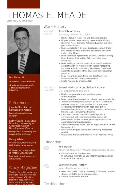 Visual Resume Creator by Visual Resumes Entire Site Of Great Resume Designs