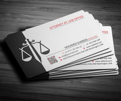 lawyer business cards free templates 25 creative lawyer business card templates lawyers