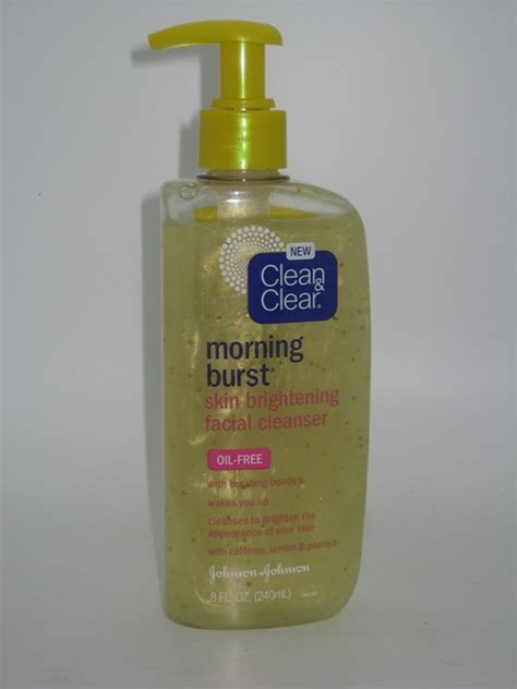 Harga Clean And Clear Morning Burst clean clear morning burst skin brightening