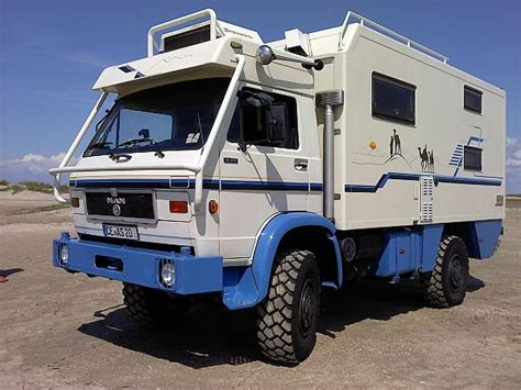 23 Extreme Off-road Camper Vans That Can Handle Anyt