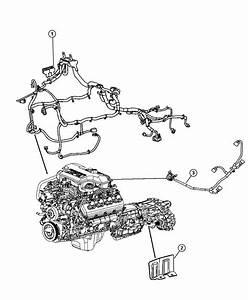 2005 Chrysler 300 Wiring  Jumper  Multiple Displacement