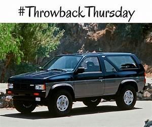 Tbt  1989  Nissan Pathfinder