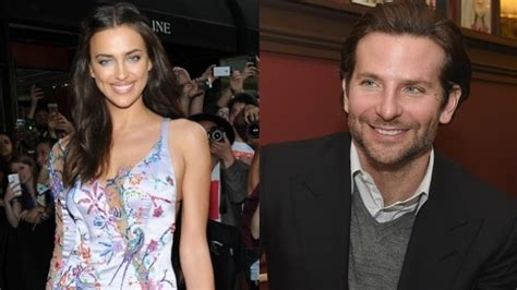 Bradley Cooper And Irina Shayk Are Totally On Spotted