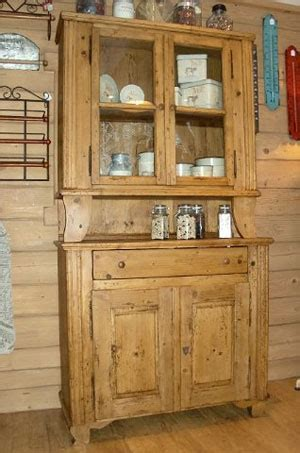 vaisselier de cuisine meubles montagnards la clusaz décoration chalet