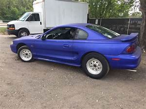 1994 Foxbody Ford Mustang Manual Transmission For Sale