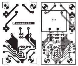 skema rangkaian pengusir hama tikus skema rangkaian elektronika