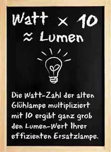 Umrechnung Led Glühbirne : umrechnung von lumen in watt ~ A.2002-acura-tl-radio.info Haus und Dekorationen