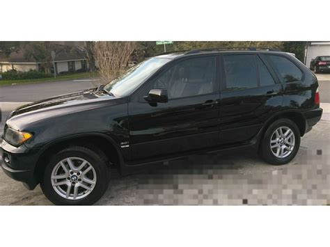 X5 For Sale By Owner by 2004 Bmw X5 For Sale By Owner In Lakeland Fl 33813