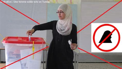 assesseur bureau de vote marseille une citoyenne musulmane empêchée de voter car