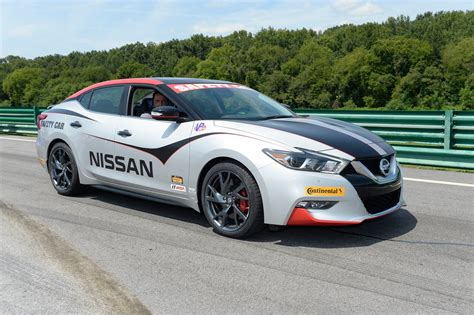Nissan Maxima Race Car Reviews Prices Ratings With