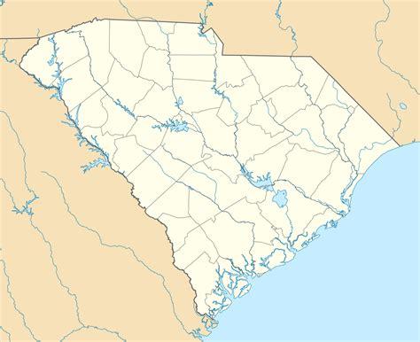 Fileusa South Carolina Location Map Svg