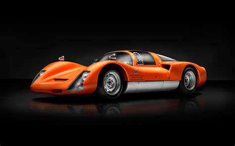 Porsche 906 Photographed By Blair Bunting