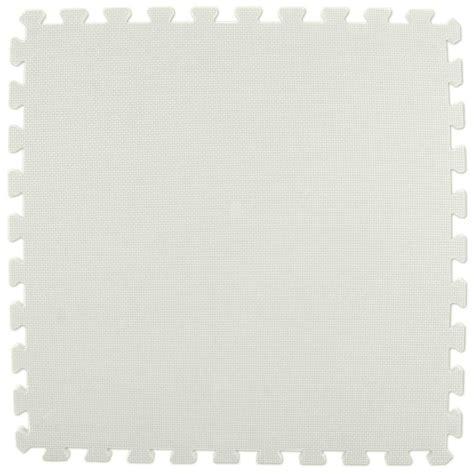 greatmats premium white 24 in x 24 in x 5 8 in foam