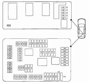 Bmw 1-series  F20  F21  2012 - 2017  - Fuse Box Diagram