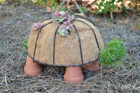 unique diy garden art ideas