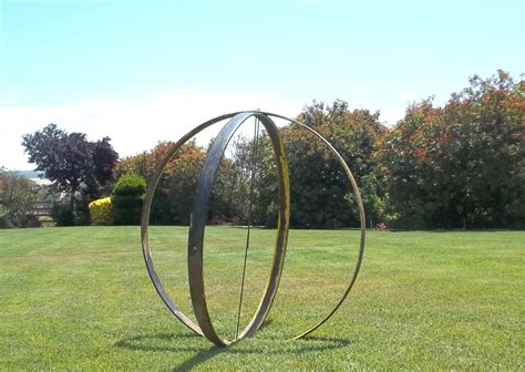Large Metal Sphere Orb Garden
