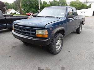 This 1994 Dodge Dakota 4x4 Runs And Drives  The Frame Is