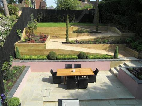 ideas for small sloping gardens garden designs for small sloping gardens pdf
