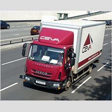 Ceva Logistics Sf10fzs  Sf10fzs Ceva Logistics Iveco Euroca… Flickr