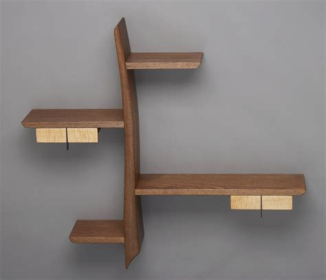 and the shelf kanji by brian hubel wood shelf artful home