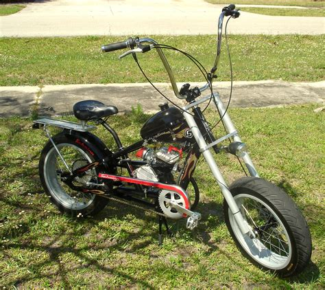 motorized bicycles  sale pedalchopper