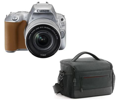 Buy Canon Eos 200d Dslr Camera, Efs 1855 Mm F456 Dc