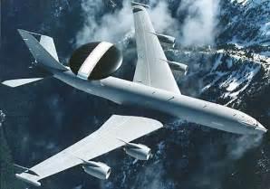 Air Force AWAC Plane