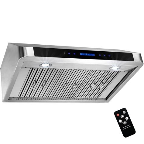 Cabinet Vent by 36 Quot Cabinet Stainless Steel Led Range Kitchen