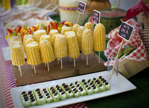 picnic food ideas a party style picnic party