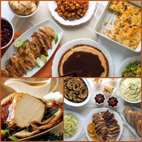 thanksgiving day menu ideas 10 thanksgiving menus