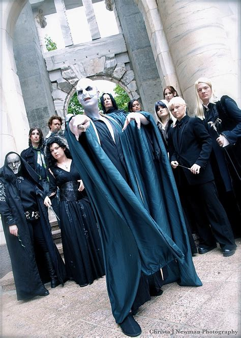 potter harry cosplay voldemort costume costumes death ever eaters lord bellatrix eater diy cool halloween amazing week comic creative fantasias