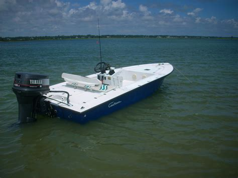 Permit Flats Boat For Sale by 18 Pro Sports Flats Boat The Hull Boating And
