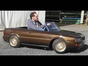 Audi 80 Cabrio Ersatzteile : audi 80 mini cabrio tuning youtube ~ Kayakingforconservation.com Haus und Dekorationen