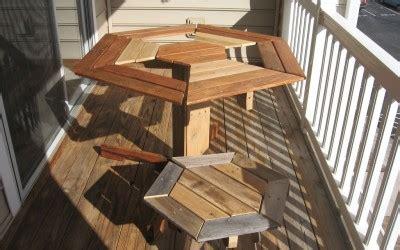 pallet patio furniture plans   build diy