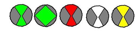 Omnitrix symbols by ZeroSonicDrive on DeviantArt