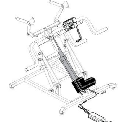 lift chair motor assembly sagless fbs pride lift