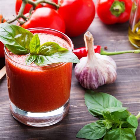 recette gaspacho aux tomates