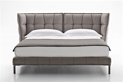 B B Italia Bett by Designwebstore Husk Bett 180 X 200 Cm Stoff Alu
