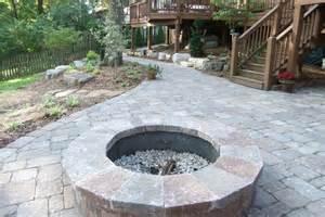 patio bonfire pit 28 images hardscapes tomasellos