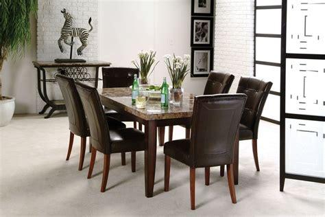 montibello dining table  chairs  gardner white