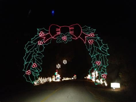 holiday festival of lights at james island sc holiday