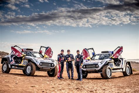 mini rally 2019 rally legend carlos sainz joins mini for 2019 dakar
