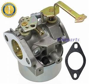 Carburetor Carb For Tecumseh Hm90 8hp 9hp 10hp Engine