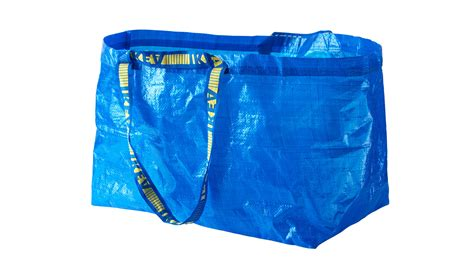 ikeas blue bag   interesting update architectural
