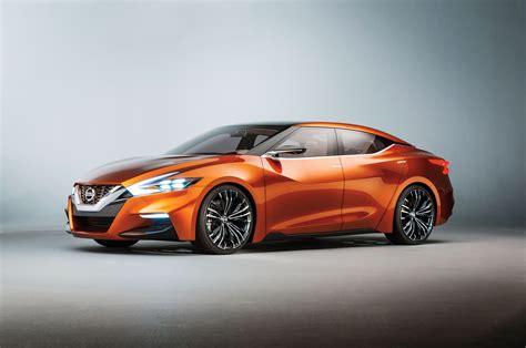 Nissan Sport Sedan Concept Debuts At 2014 Detroit Auto