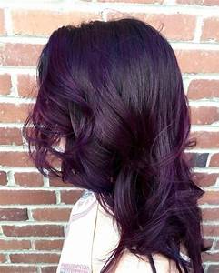 How To Dye My Hair Purple Without Bleach Quora