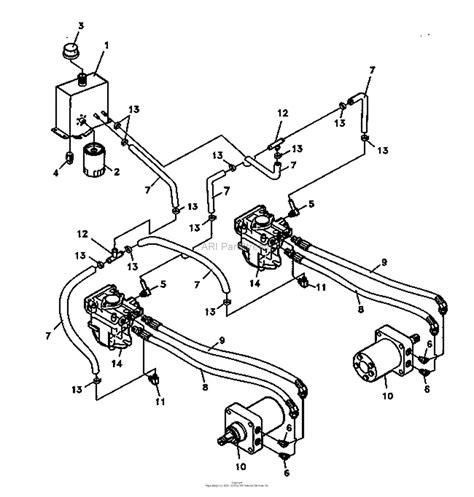 Drive Bobcat 773 Part Diagram by Bunton Bobcat 942202 All Zt200 Power Unit 22 Hp
